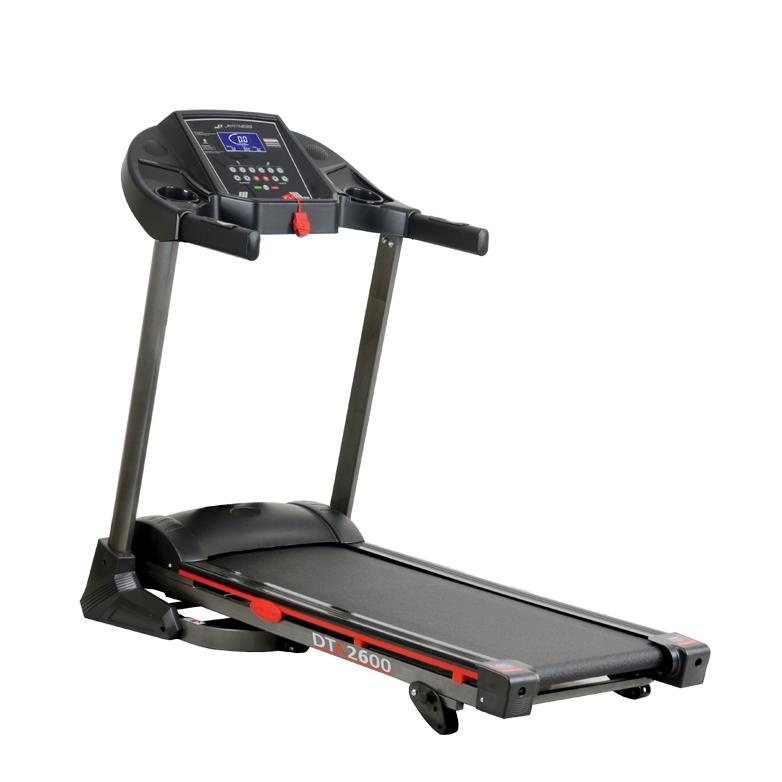 Motorized Treadmill T2600